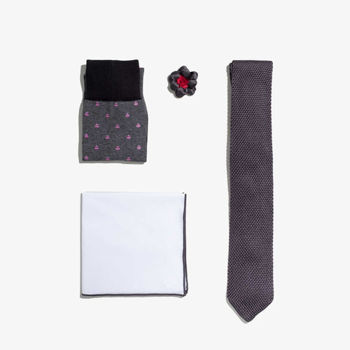 Charcoal Accessory Combo