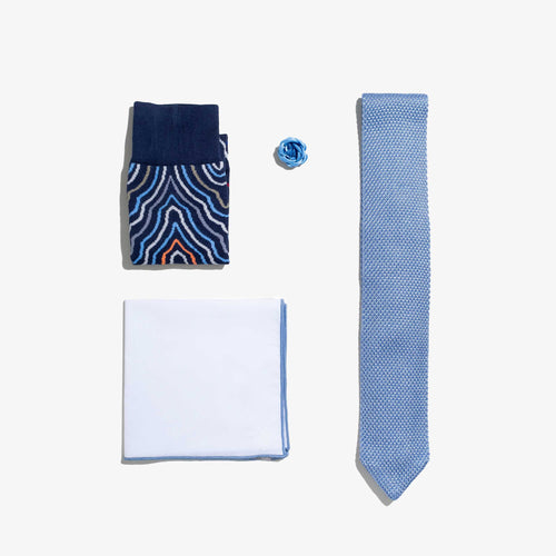 Light Blue Accessory Combo