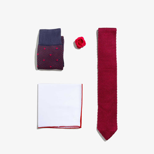 Red Accessory Combo