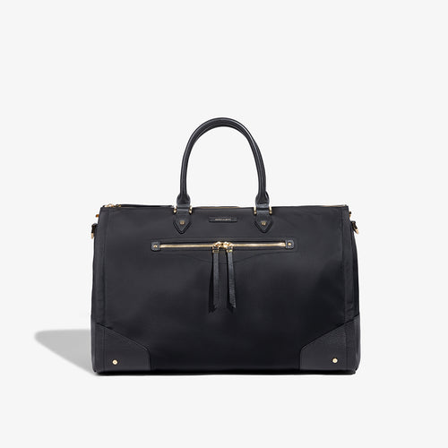 PRE-SALE | SS 2020 | Women's Black Nylon Garment Weekender Bag