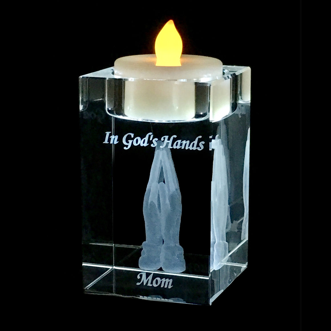 "CANDLE HOLDER 2""x3""x2"" Starting at $85.00"