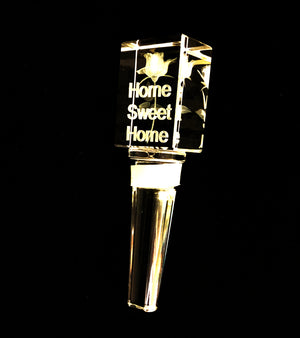 CRYSTAL BOTTLE STOPPER Starting at