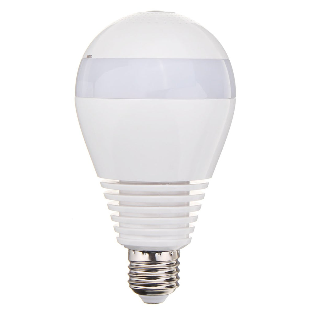 Smart Security Light Bulb