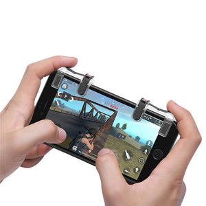 Smartphone Gamepad Grip For Android & iOS