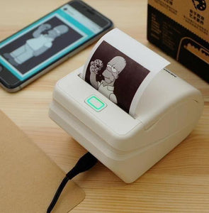 WiFi Remote Phone Printer