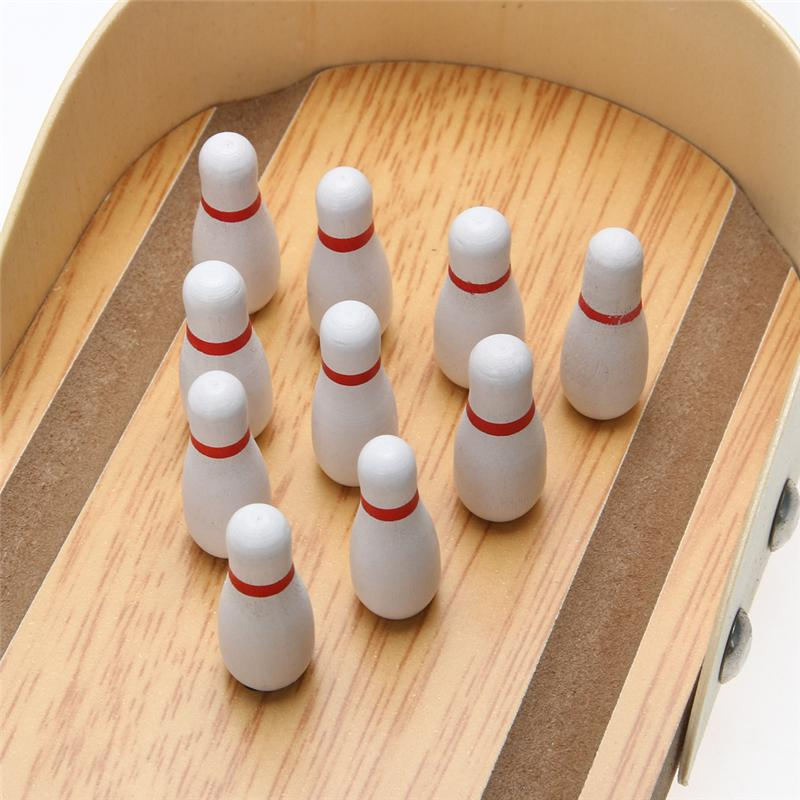 Mini Desktop Bowling Alley