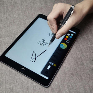 2-in-1 Touch Screen Stylus & Ball Point Pen