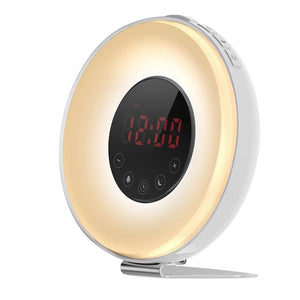 LED Alarm Clock Sunrise Simulation