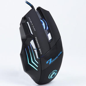 LED Optical USB Gaming Mouse