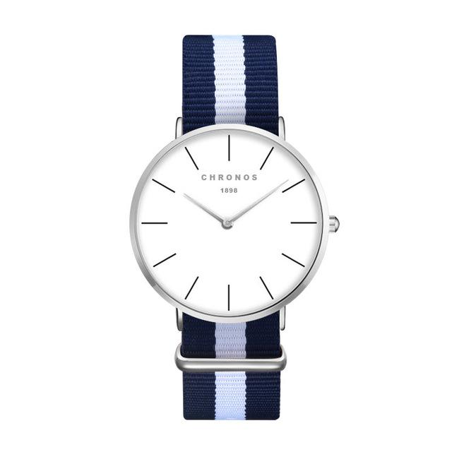 Chronos Classic Nato Strap Watch