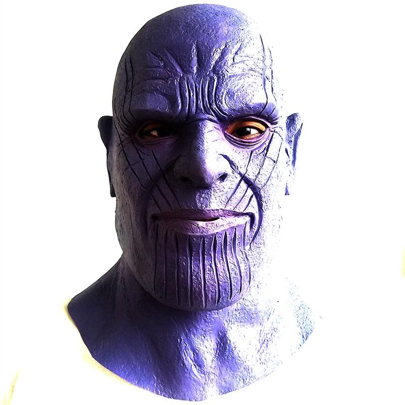 The Avengers Thanos Halloween Mask