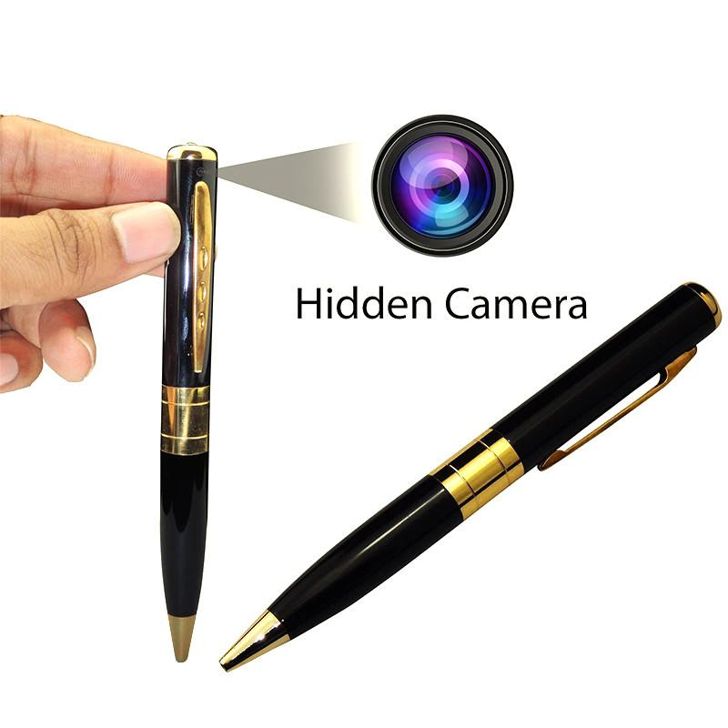 Mini HD Spy Pen