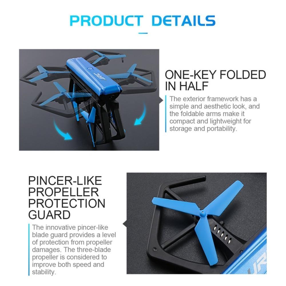 Mini Foldable RC Drone with HD Camera