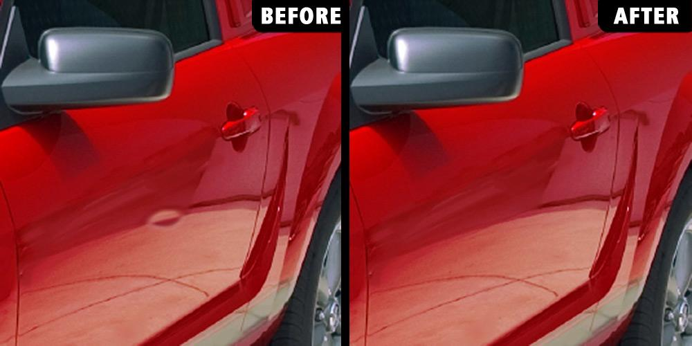 Paint-Safe Dent Repair Toolkit