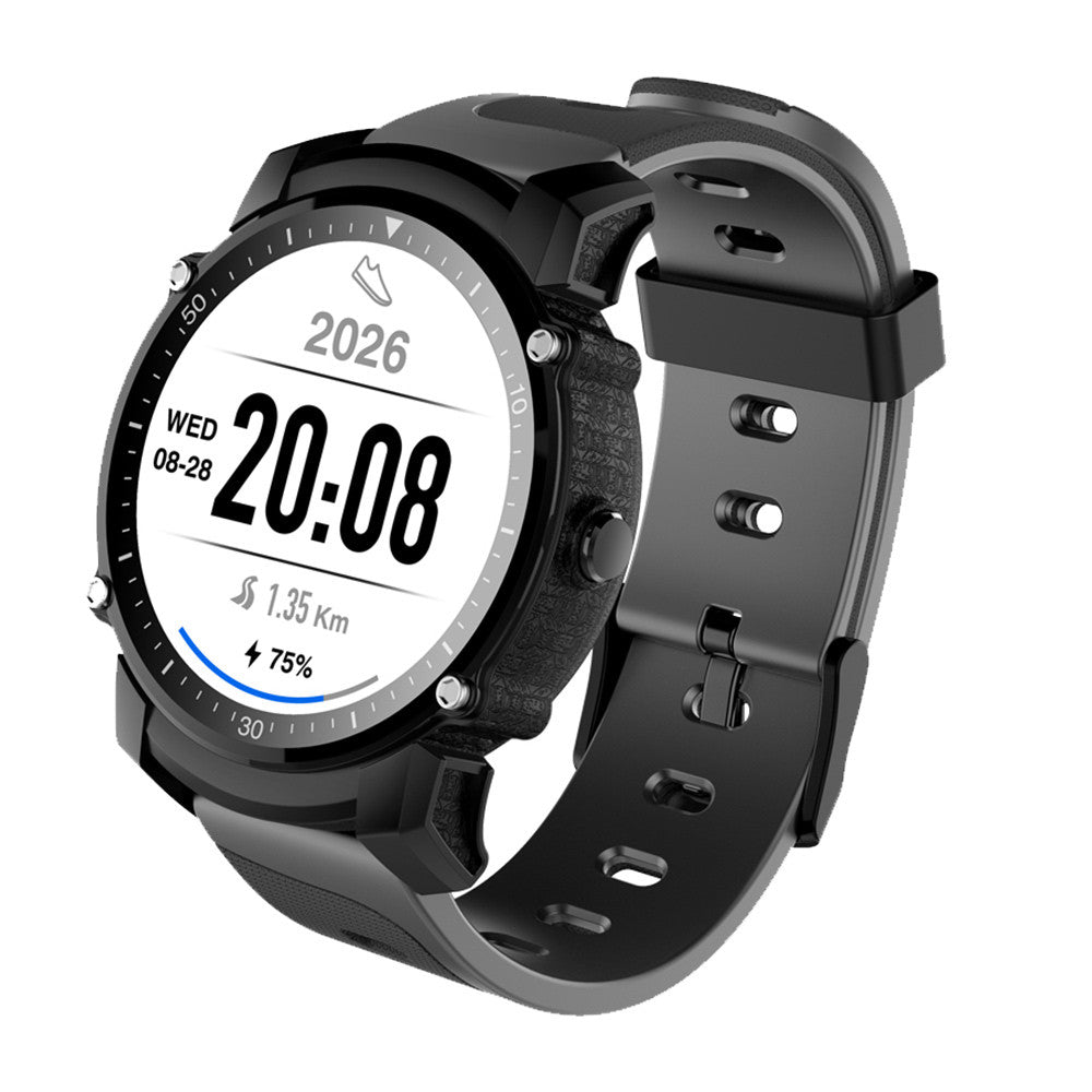 Active Smartwatch with Heart Rate, Calories, Distance and GPS