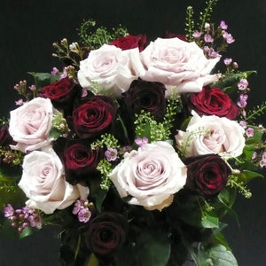 Vine and Roses Ultimate Luxury Valentine Bouquet