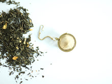Gold Ball Tea Infuser