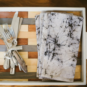 Marble Cotton Napkin