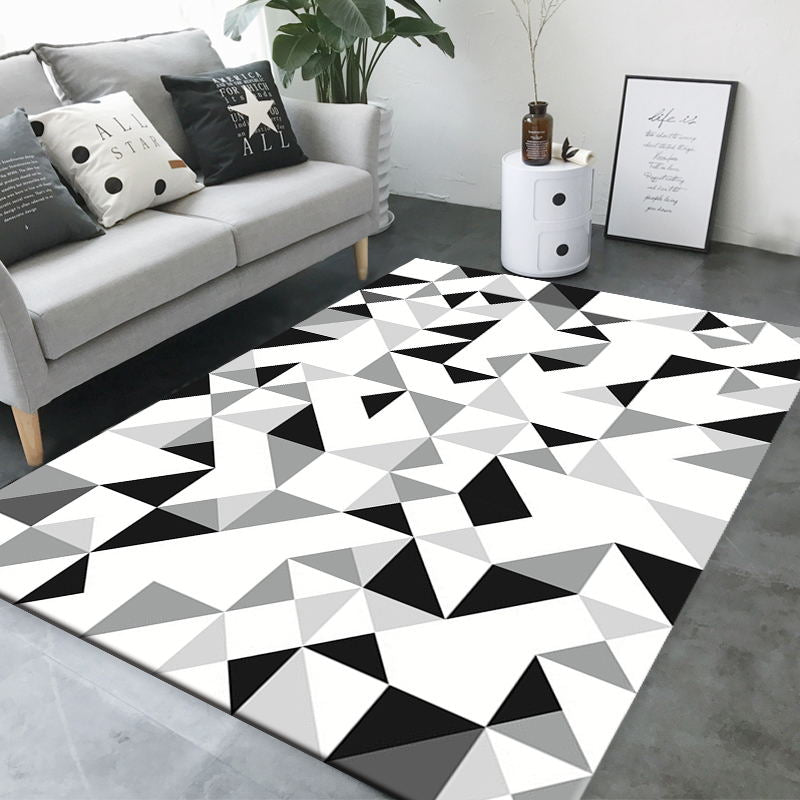 Abstract Patterned Carpet