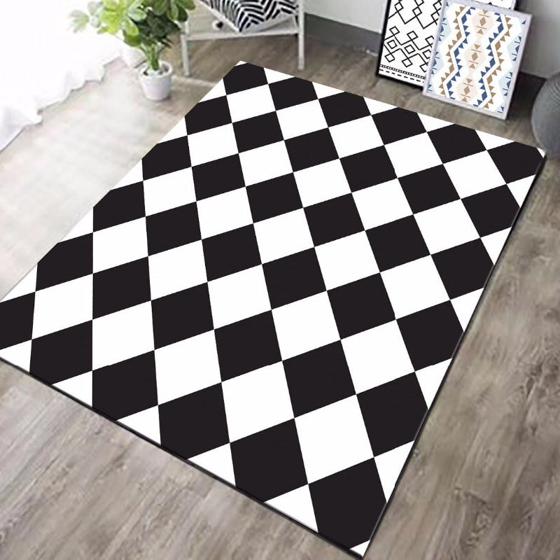 Checkered Carpets