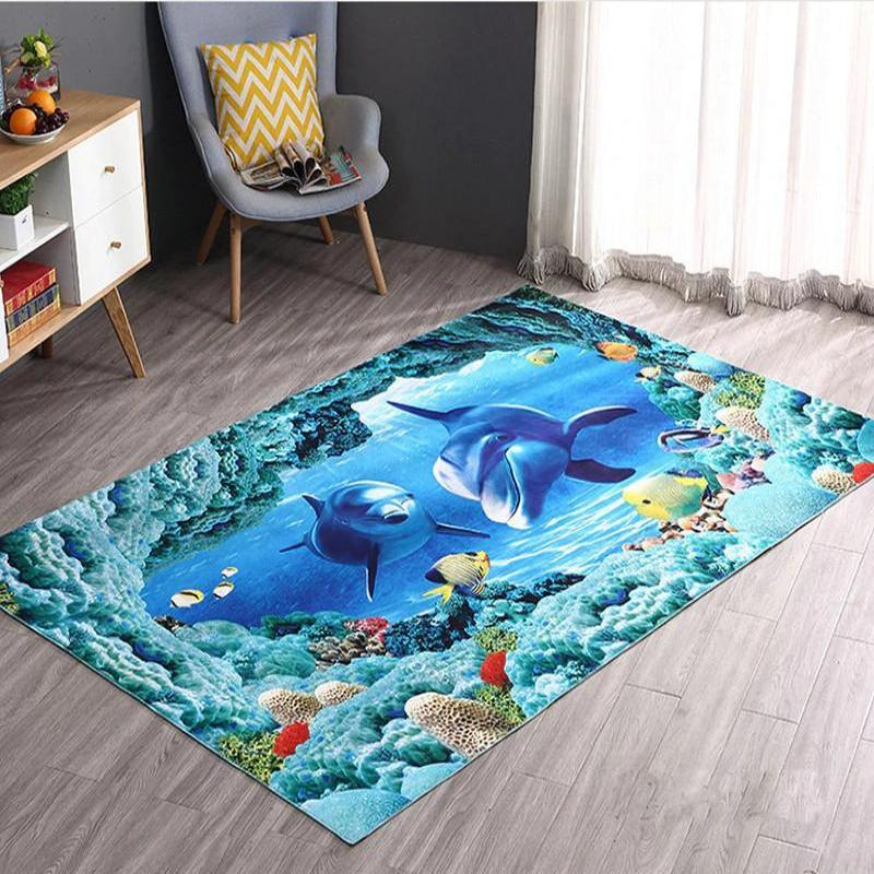 Under The Sea Carpet