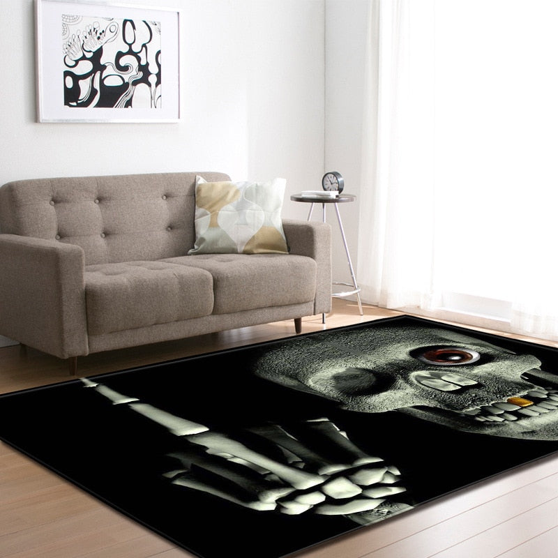 Funny Face Carpet