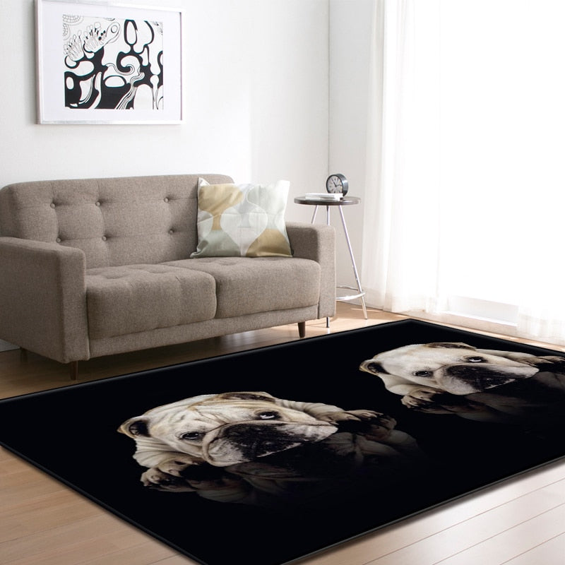 Dog Love Carpet