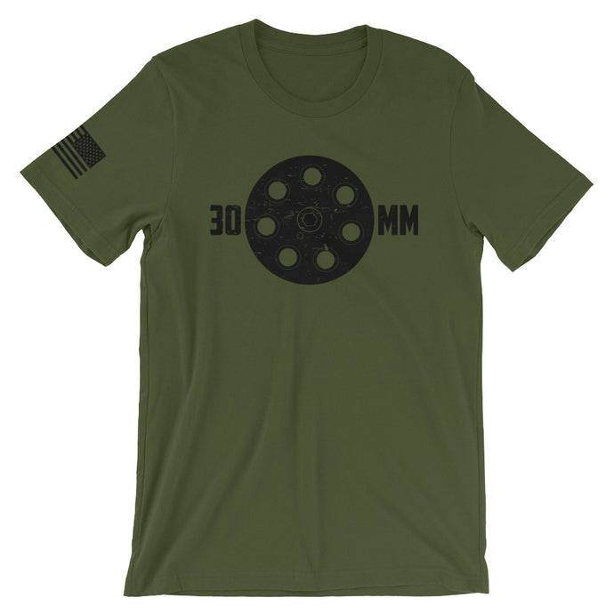 30 mm T Shirt.  Show off the Brrrrrrrrrrt
