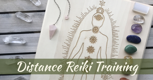 Distance Reiki Training Online