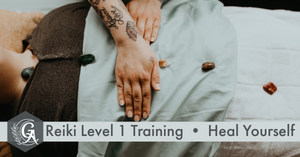 Reiki Level 1 Online Live Training