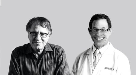 Message from <br>Ray Kurzweil & Terry Grossman, M.D.