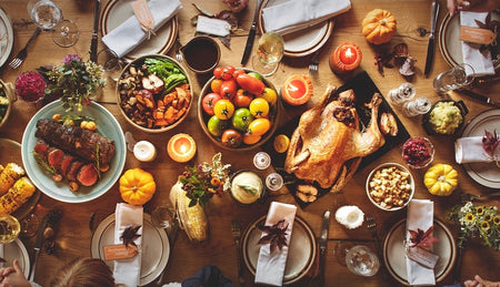 TRANSCEND's Guide to a Healthy Thanksgiving Dinner