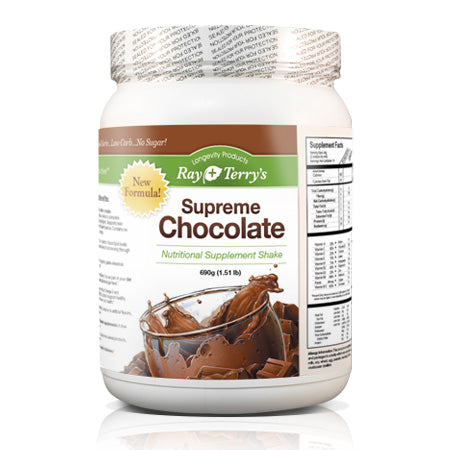 Chocolate Supreme Shake Mix