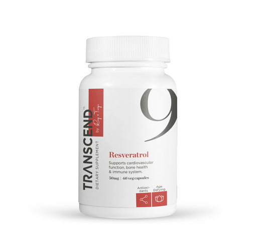 TRANSCEND Longevity Inc. Resveratrol 50mg