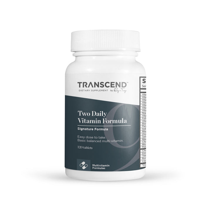 Ray Kurzweil and Terry Grossman's Two Daily Vitamin Formula