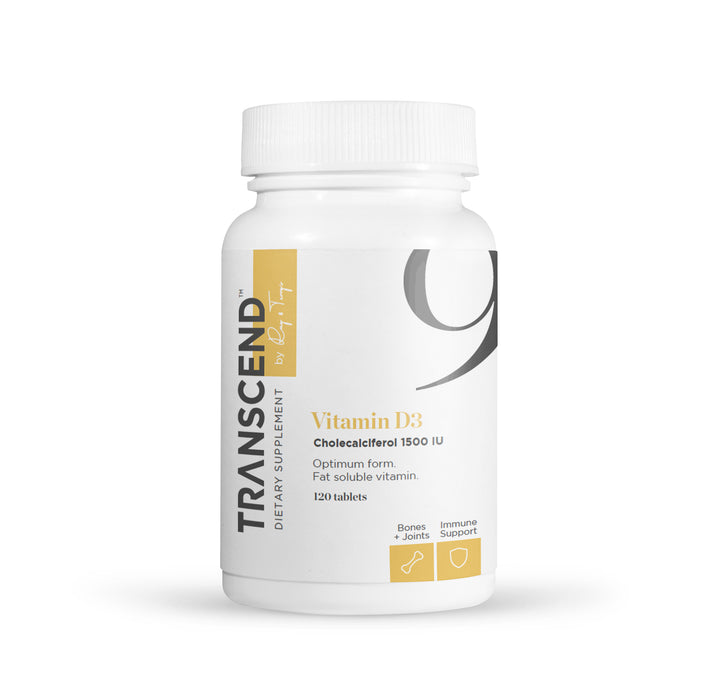 Vitamin D3, 1500IU Supplement