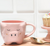 Taza Big Pig - Chanchita Pink