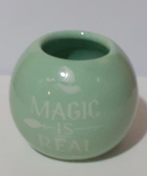 Mate Gota  - Magic - Ceramica con Bombilla