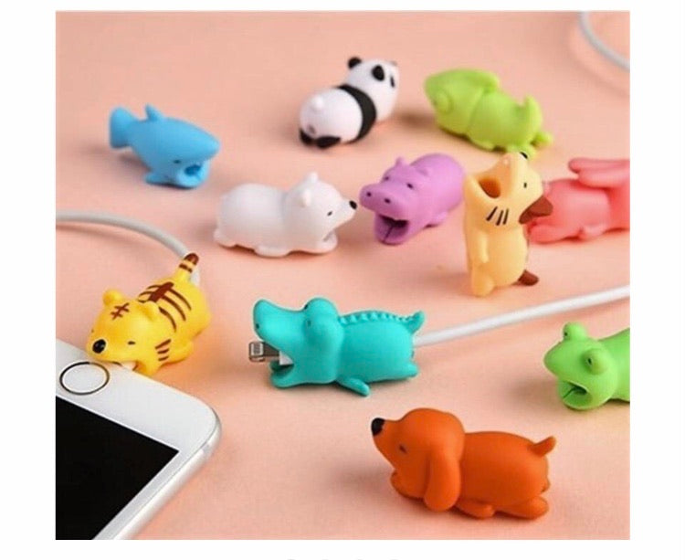 Come cables animalitos kit por dos