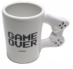Taza Gamer - Game Over
