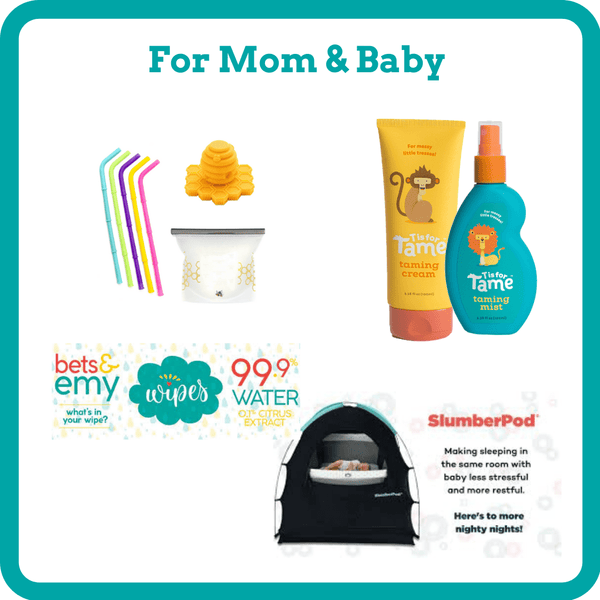 Unique Gift Ideas for the New Mom