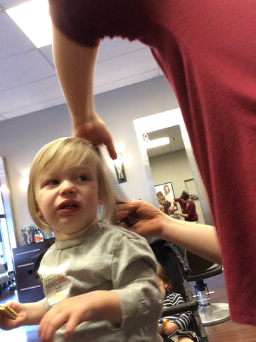 """t is for tame"" tisfortame haircut first baby toddler"