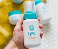 """t is for tame"" cradle cap natural and organic shampoo"