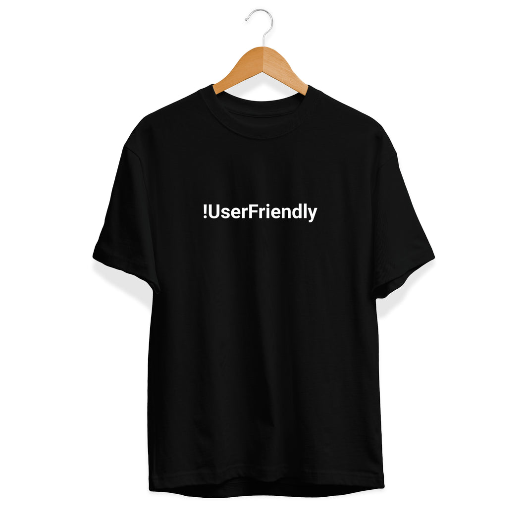 !UserFriendly T-Shirt  - Cleus
