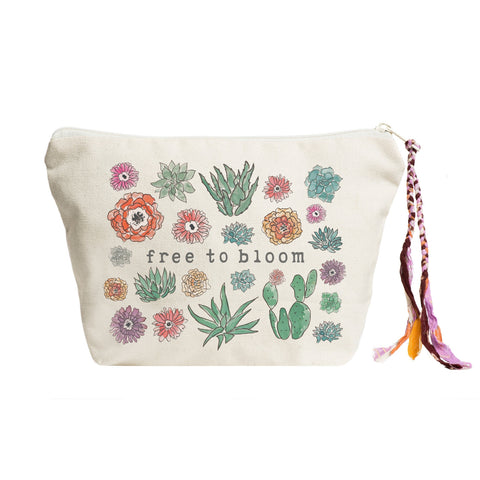 Free to Bloom Pouch
