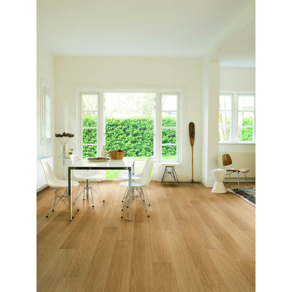 Oak Natural Varnished