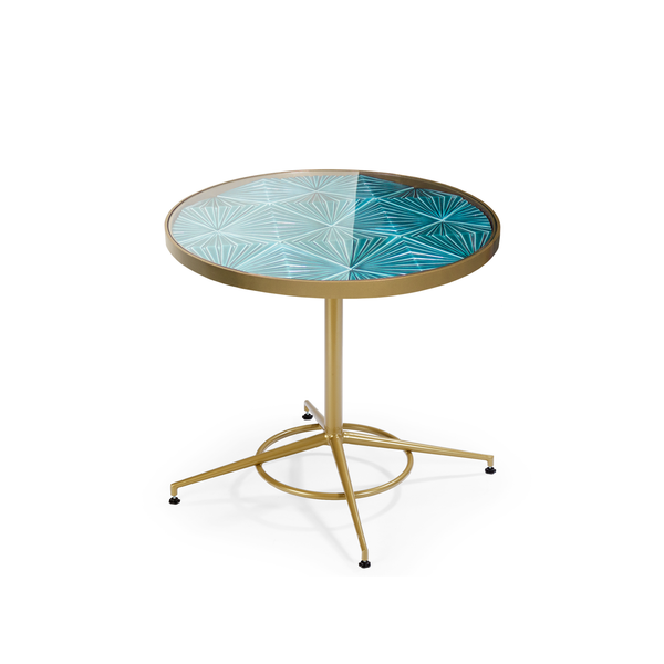 Maze Tile Dining Table