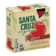 Santa Cruz Organic Apple Sauce - Cinnamon - Case Of 6 - 3.2 Oz.