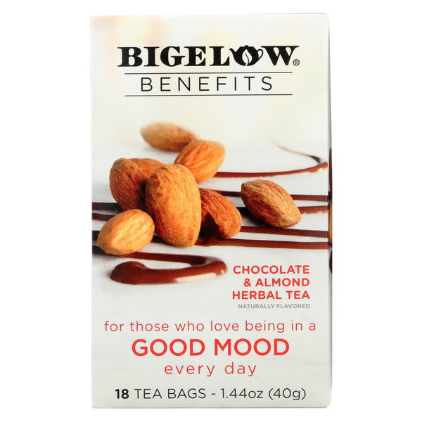Bigelow Tea Tea - Chamomile Lavender - Good Mood - Case Of 6 - 18 Bag
