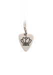 Guitar Pick Necklace (Signed)